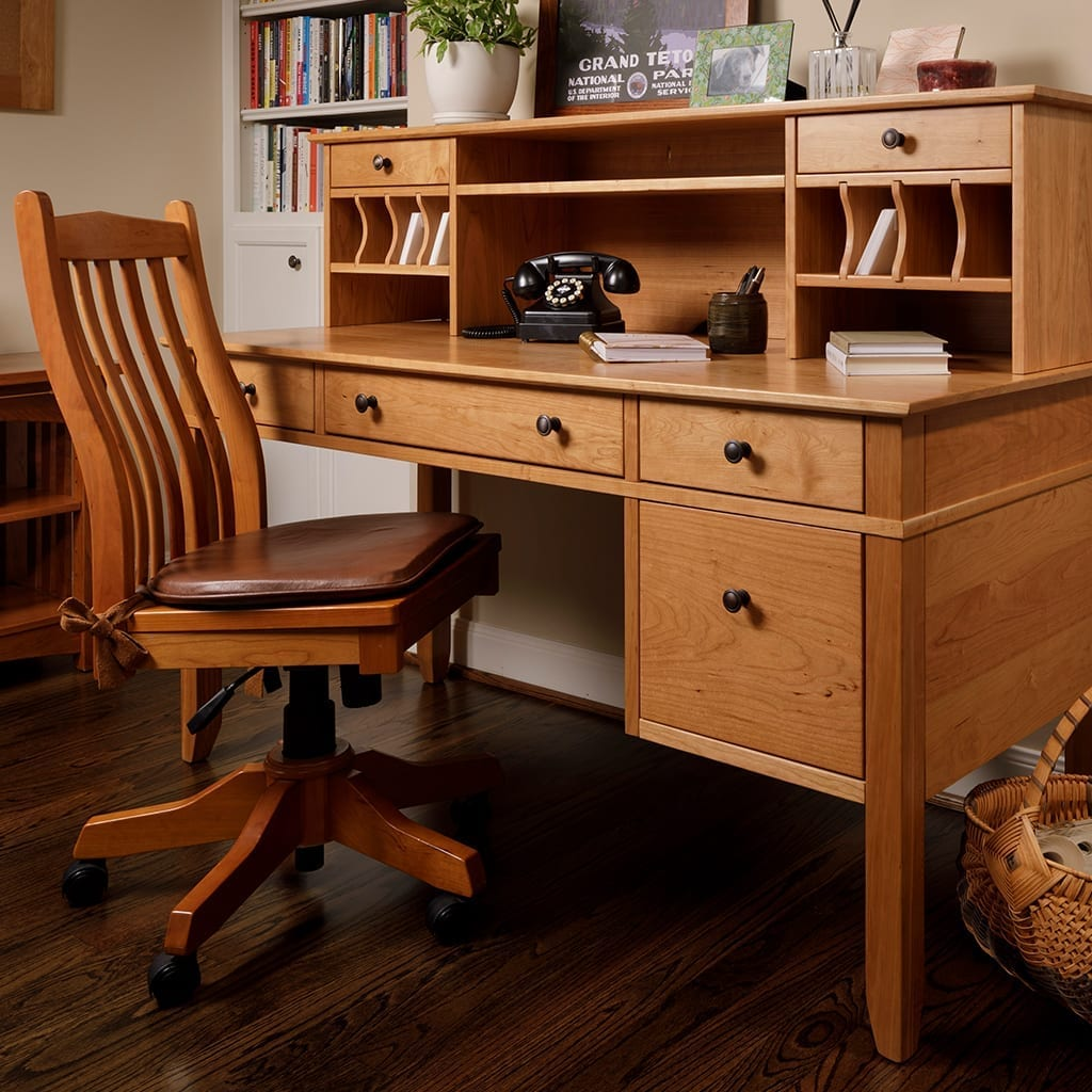Amish Office Furniture 2