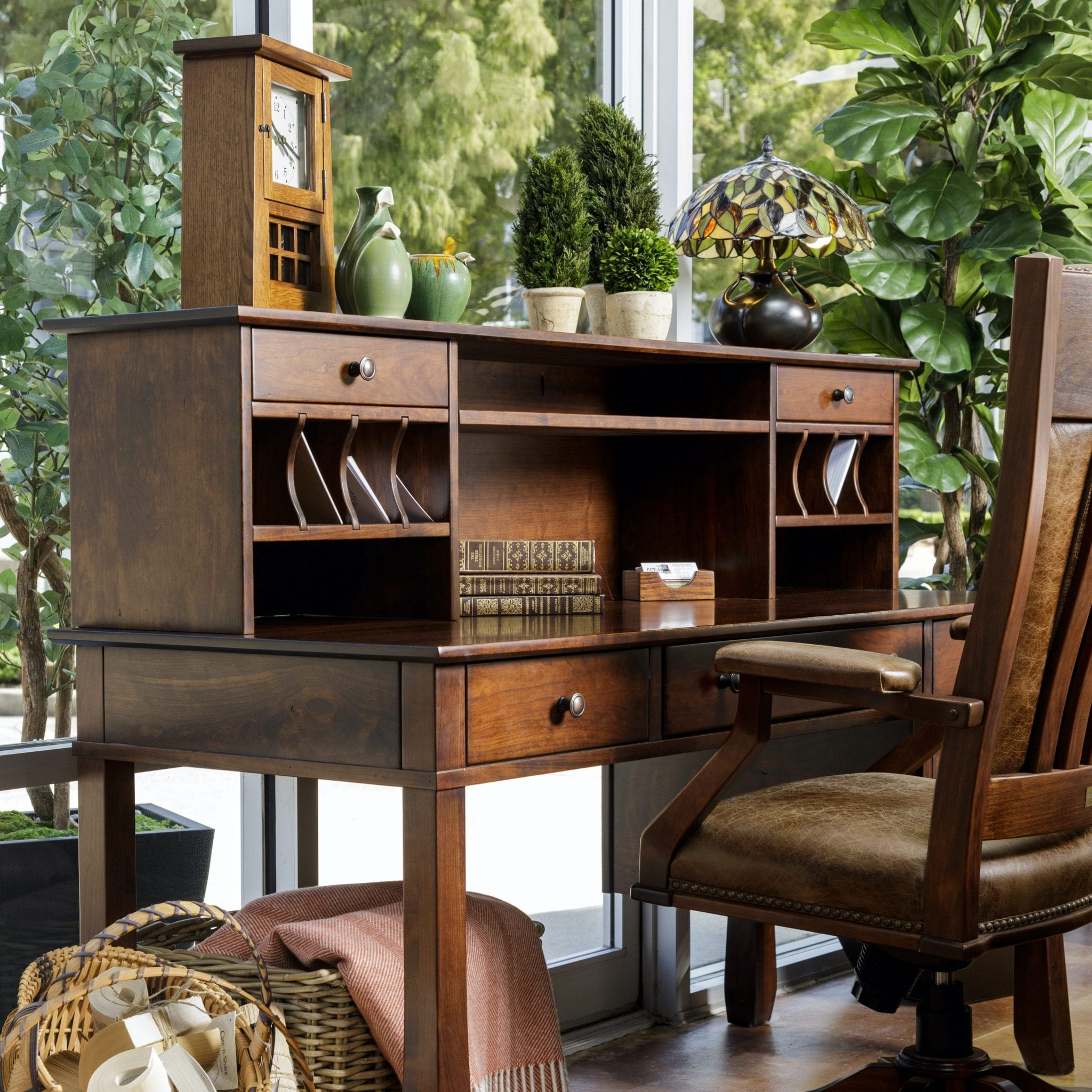 Amish Office Furniture 1