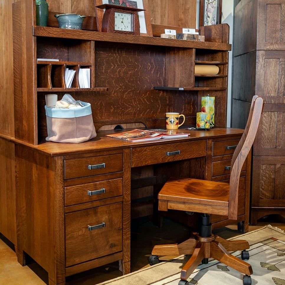 Amish Office Furniture 3