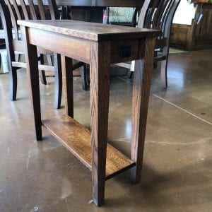 Carriage End Table 10