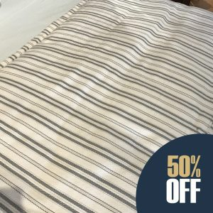 Striped Queen Duvet Cover 9