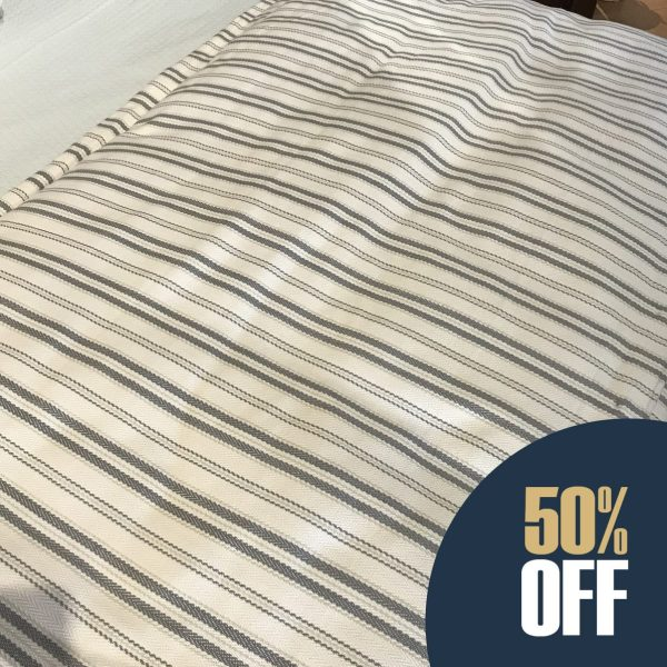 Striped Queen Duvet Cover