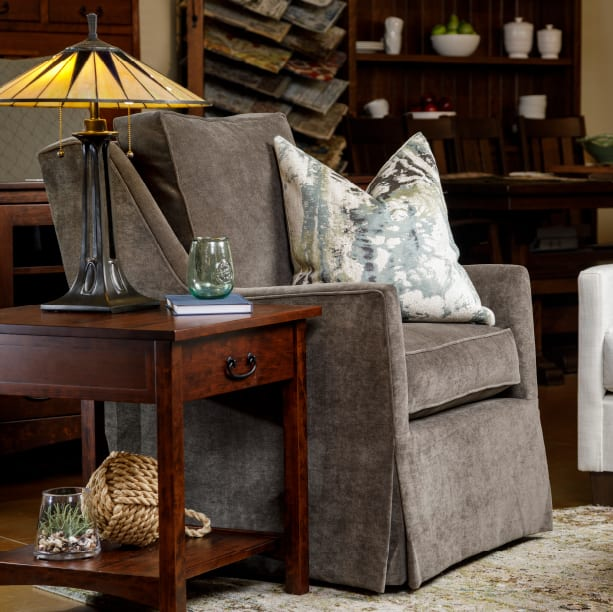 Upholstered Living Room Furniture 3