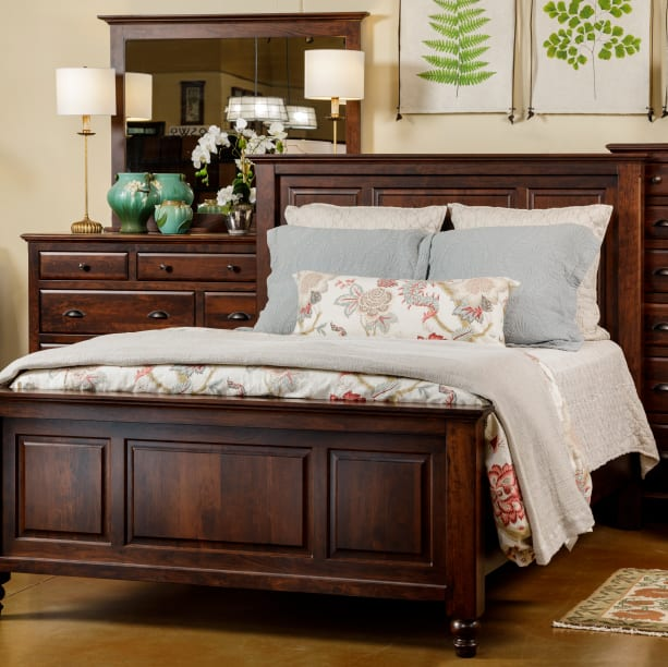 Amish Bedroom Furniture 4