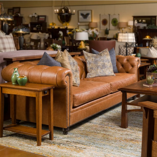 Upholstered Living Room Furniture 4