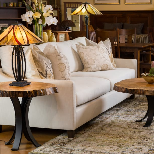 Upholstered Living Room Furniture 6