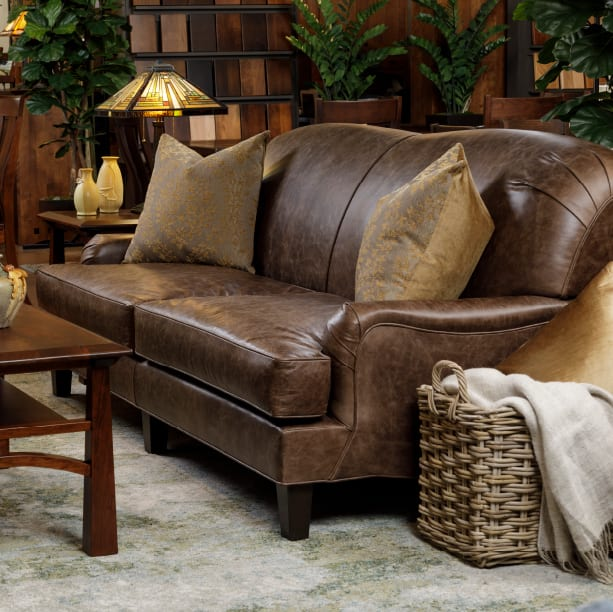 Upholstered Living Room Furniture 7