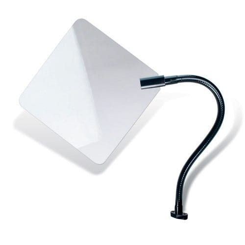 safety shield with direct mount base