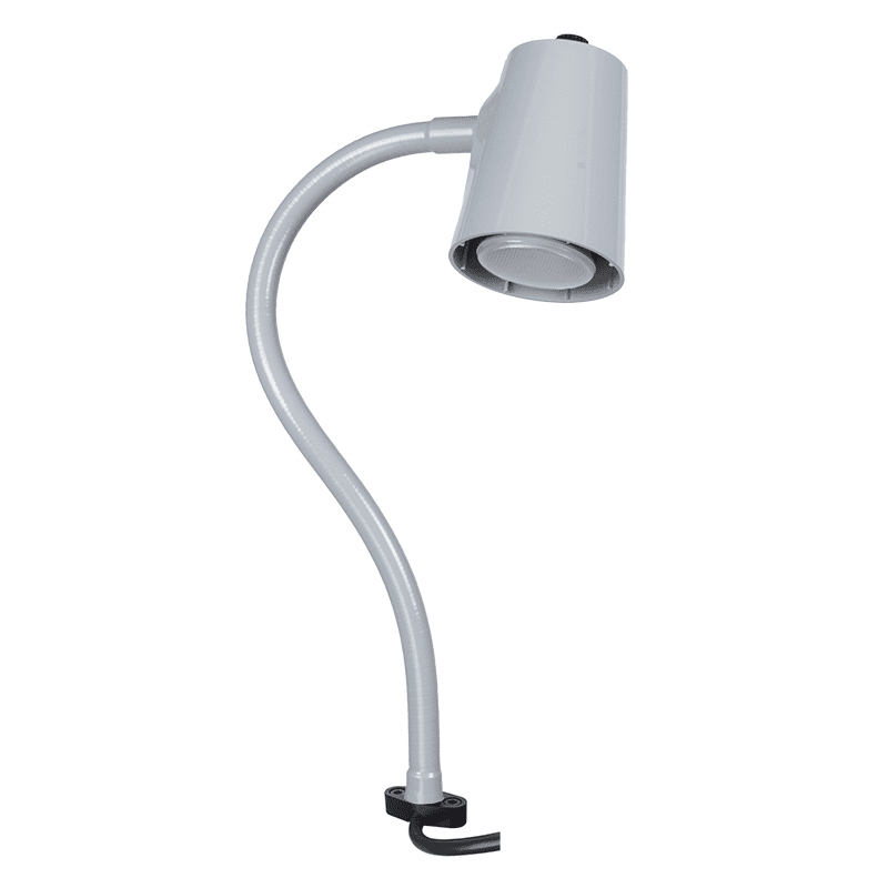 94351 24in gray lamp, direct mount base